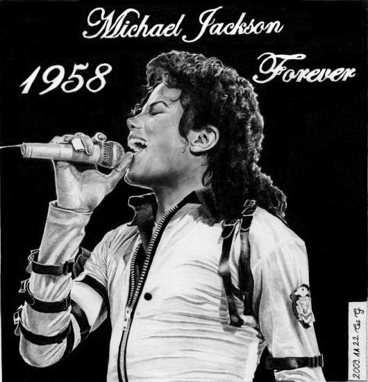 Michael Jackson por Gabriella